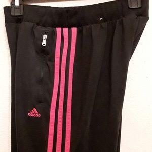 Adidas pants, Sz 12 girls